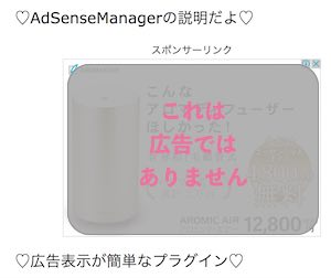 fatal error,AdSense Manager,Import,画像